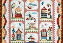 Summer fun quilt