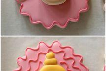 *Girl Cookie Ideas