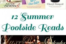 Beach & Poolside Reads / Whether you are looking for summer reading or vacation reading we have you taken care of!