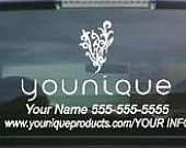 Business Decals / MLM Business Decals,  Lettering,  An Custom Decals  Visit our online shop at http://www.imagineitvinyl.ca