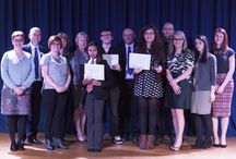 Annual Short Story Awards Evening 2014 / The writing skills of Mansfield's young people were praised at the second WrittenByMe Short Story Competition, created by the Mansfield Learning Partnership and Mansfield 2020 to promote literacy among young people.