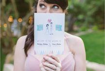 Bröllop - Papperssaker
