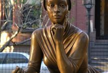 Famous African Women Past and Present in History / by jorene berry