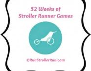 Stoller Games / Games that can be done with your kids while they are in the stroller to keep them occupied.