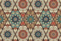 Mandalas patterns
