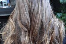 Темно-русые Волосы Средней Длины