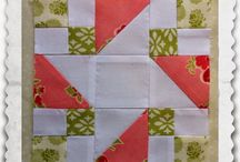 Quilt Blocks---- Threadbare Creations