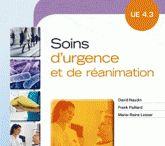 UE 4.3 Soins d'urgence / Découvrez les livres du Centre de documentation concernant l'UE 4.3.