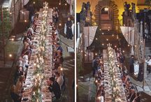 Wedding Decor / Tuscany Wedding Planner Vbevents  Wedding inspirations like tables, compositions, ceremony area