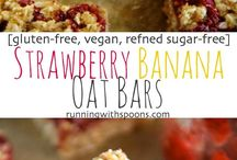 Bars & energetic snacks