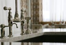 robinet de cuisine