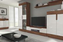 Composiciones de salón / Composiciones modulares de salones modernos, clásicos, contemporáneos, rústicos y vintage.