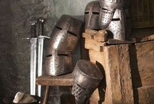 armor and weapons
