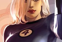 ◇Heroines◇ Sue Storm. Invisible Woman