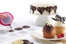 Wyjątkowe foremki do ciastek, ciasteczek i czekoladek / Lubisz piec domowe ciasteczka, muffinki lub babeczki a może robić czekoladki?