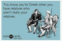 Greece for ever / My homeland