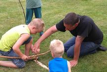 Geestenjagers! 5 aug. 2015 /  Wederom een zeer geslaagde speelmiddag voor de jeugd. De aciviteiten waren gebaseerd op de Prehistorie. (Lopende tentoonstelling t/m 20 sept.). Je kunt nog meedoen op 19 aug.