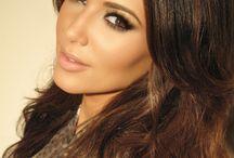 Makeup LookBoard Celebrity  / Celebrity Inspired Makeups