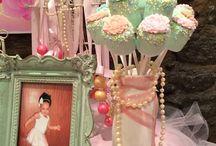 Girl's party themes / Themes, ideas, decoration, DIY