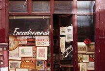 Frame Shop Storefronts