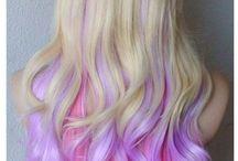 Hair clour