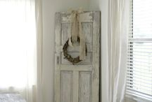 Old doors ideas