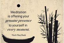 Zen / meditation