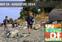 99 Days of Summer / Looking for something to do this summer? We've got 99 ideas! Until August 30, 2014, discover the bounty of activities in your own hometown. #TrueSurrey