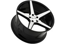 Sothis Wheel SC.5 Gloss Black Machined