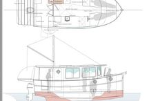 trailer house boat