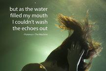 Underwater Photography / Underwater photography by Zena Holloway (www.zenaholloway.cm).  Fashion editorials, celebrities, mermaids, waterbabies, underwater creatures and anything that inspires me.
