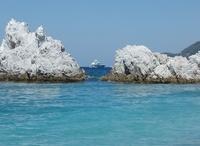 Skiathos - Σκιάθος / Skiathos (Greek: Σκιάθος) is a small Greek island in the northwest Aegean Sea.  Website - http://www.skiathos.gov.gr
