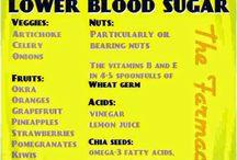 Diabetec Foods to lower BA