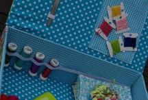 Sewing Box Ideas