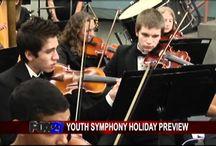 CS Youth Symphony Performances