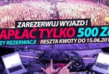 Ultra Party Camp /  Nudzisz się w wakacje?  Wybierz się na Festiwal!;)  http://summerpartycamp.pl