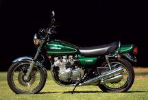 Motorcycle - Kawasaki / by Larry Vogel