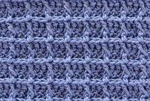 wafle stitch