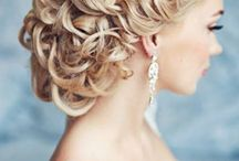 Style Me Pretty / Some of my favorite hair, makeup and styling ideas!