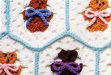 Crochet/Blankets / by Betty Archuleta
