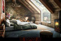 Casas Loft Madera