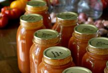 Food Preservation & Canning / HOME … a way of life. All things HOMEsteading, HOMEkeeping, HOMEschooling, and HOMEindustry. www.MollyGreen.com  / by Molly Green Magazine