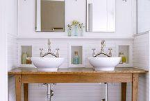 Bathroom / by Heather Ciras