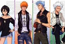Anime Casual Street
