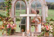 Wedding Arch/ Door/ Background Decoration Ideas