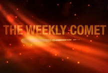 The Weekly Comet / The Weekly Comet is a weekly music show featuring live music from LA's hot talents and Hollywood's greatest composers, producers and music supervisors.