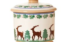 Christmas Patterns / Winter Robin and Reindeer are our Christmas themed patterns
