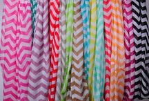 I love CHEVRON print / by Barbara West