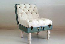 geamantan facut scaun