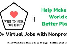 Work from Home Jobs with Nonprofits